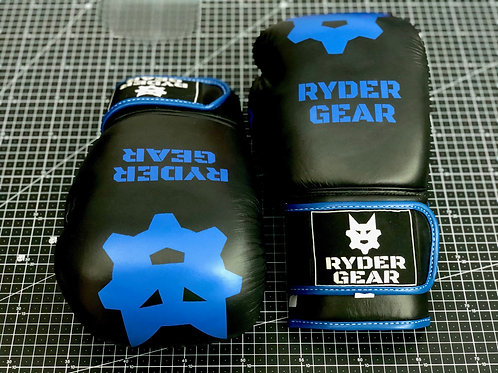 *Blue - Regulation Boxing Glove Pup Mitts