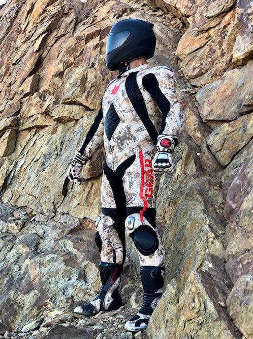 Men's 1 Piece Camo Gear Suit (All Colors)