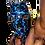 Thumbnail: Ryder Gear Pup Hood - Digital Blue Camo