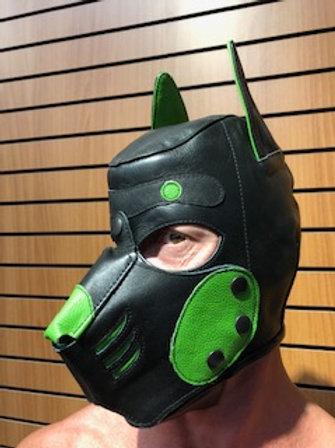 *Ryder Gear Pup Hood - Kawa Green