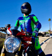 Retro Suit