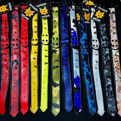 Ryder Gear Studded Collar - CAMO Colors