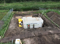 Nieuwbouw waterrijk