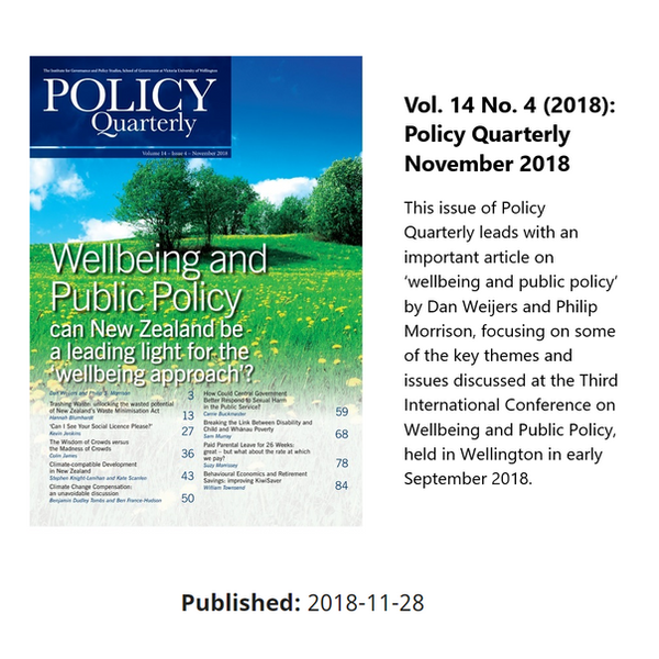 Wellbeing and public policy 1000 x 1000