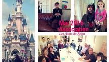 Compte rendu de la réunion Mai 2016