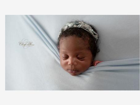 First Post Lockdown Newborn Photoshoot