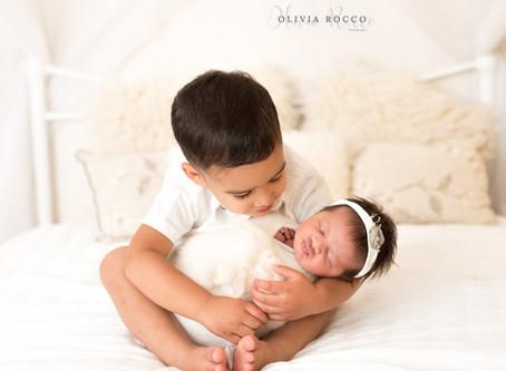 Beautiful Amira's Newborn Photoshoot
