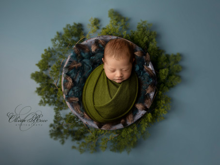 What training does a newborn photographer need