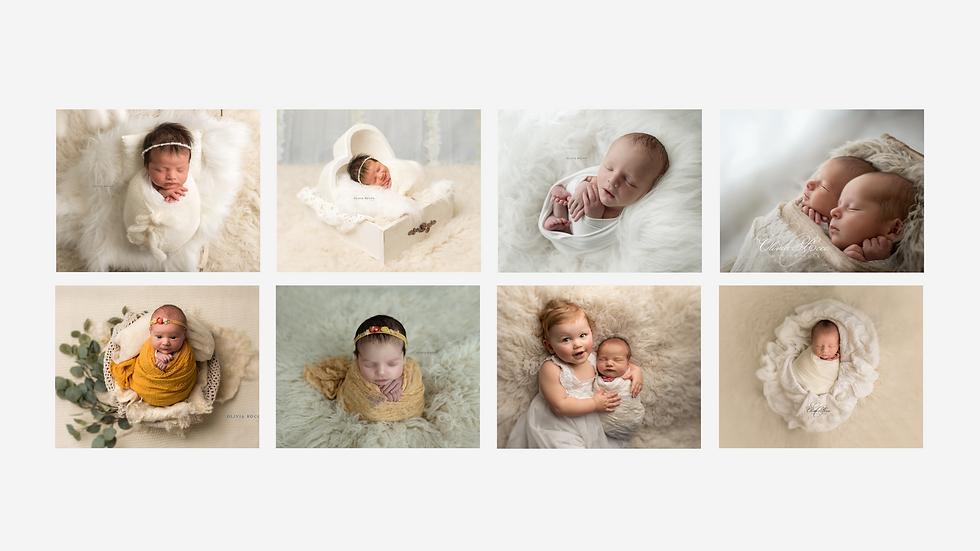 newborn baby photographer in hertfordshire