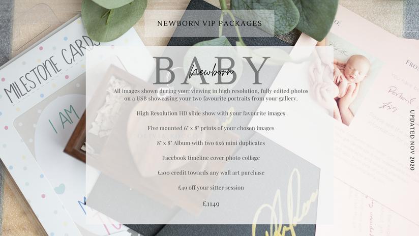 VIP Baby Package