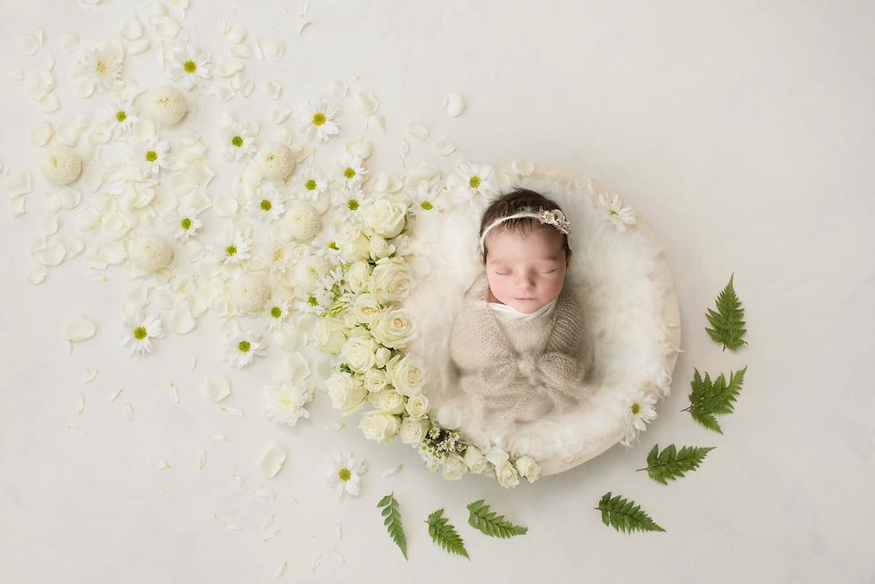 newborn baby photographer in hertfordshire