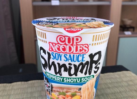 Cup Noodles à la crevette