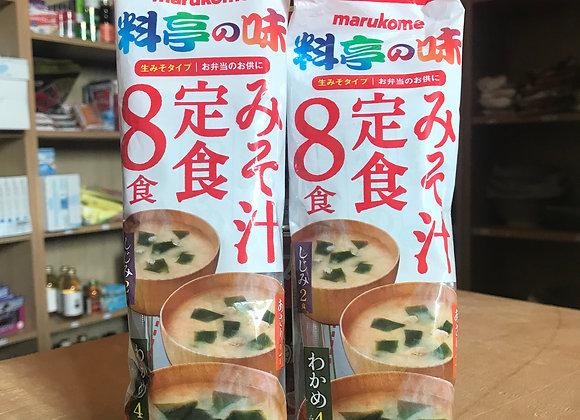 Soupe Miso 8 portions