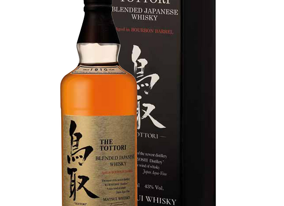 The Tottori - 100% Bourbon Cask