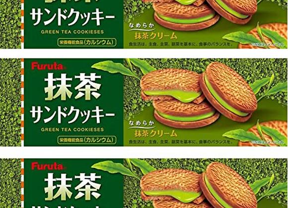 Biscuits Thé Vert