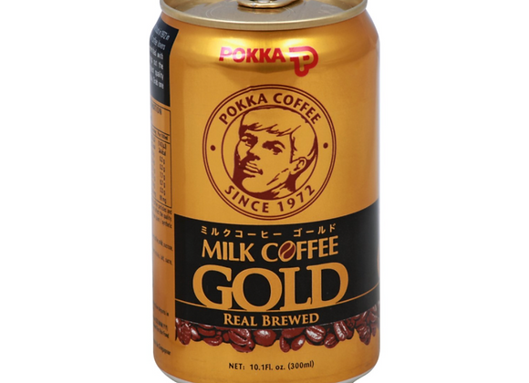 Milk Coffee Gold