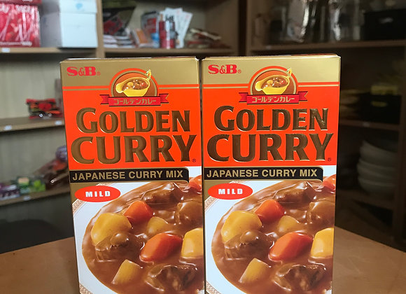 Grand Curry japonais doux