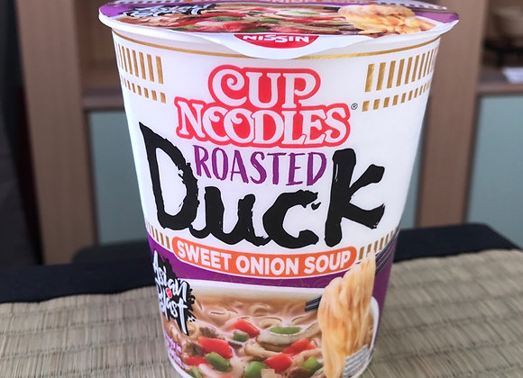 Cup Noodles au canard