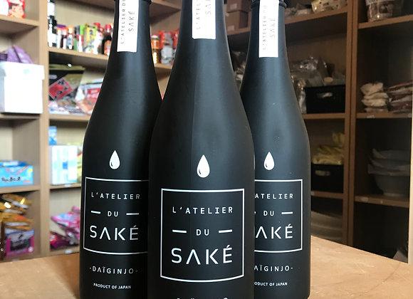 Saké l'atelier du saké