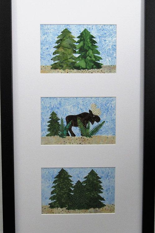 Moose w/ Trees
