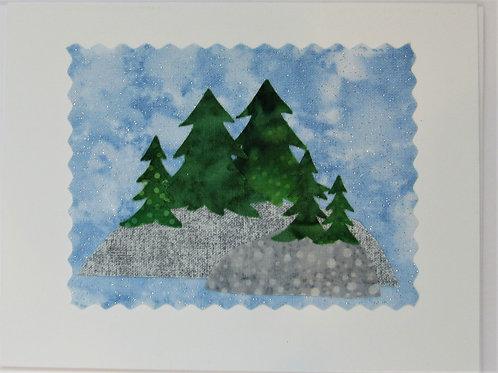 Maine Island Card