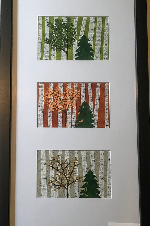 Birches (3-Season)