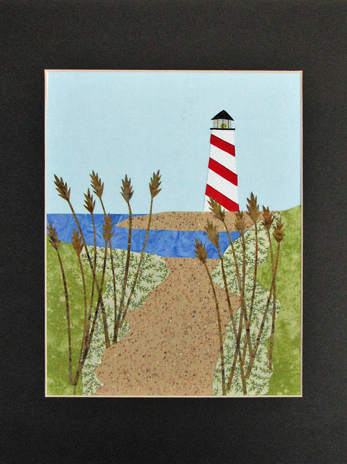 Lighthouse w/ Path