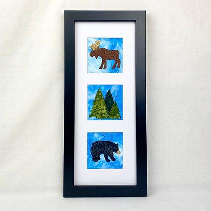 Moose and Bear