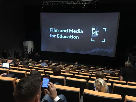 """Didelių mažų ekranų mokytojai """"FAME"""" konferencijoje Taline"""