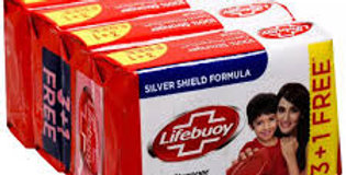 Lifebuoy Soap 3+1Pack