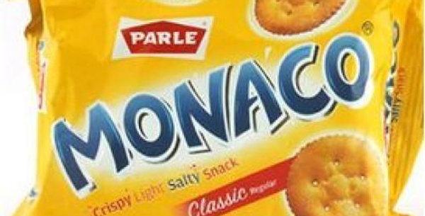 Parle Monaco Biscuit Pack 6 Pcs