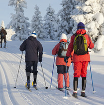 Cross Country Skiing in Briancon