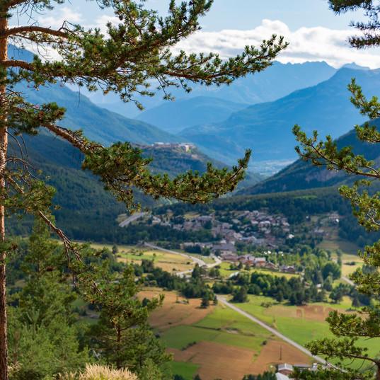 Hiking Briancon
