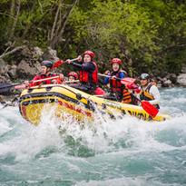Rafting in Briancon