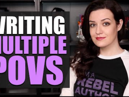 10 Best Tips for Writing a Multi-Perspective Book