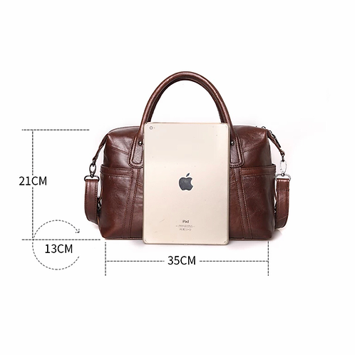 Betoul Collection Genuine Leather Bag
