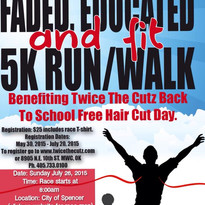 Faded, Educated and Fit 5K