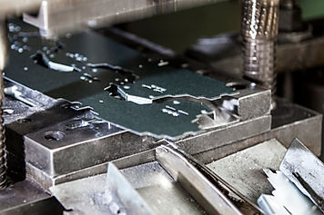Sheet Metal Progressive Stamping