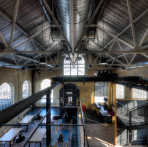 Galvanising Workshop, Chatham Dockyard