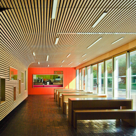 Marlowe Foyer, University of Kent