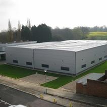 Kent Science Park, Technology Units