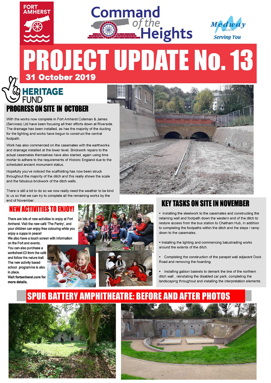 COTH Project Update October 19-page-001.