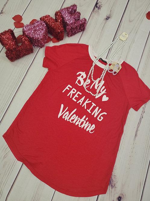 Be my Freaking Valentine