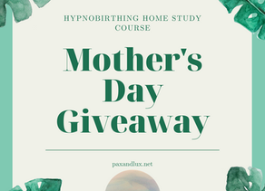 Mother's Day Giveaway!