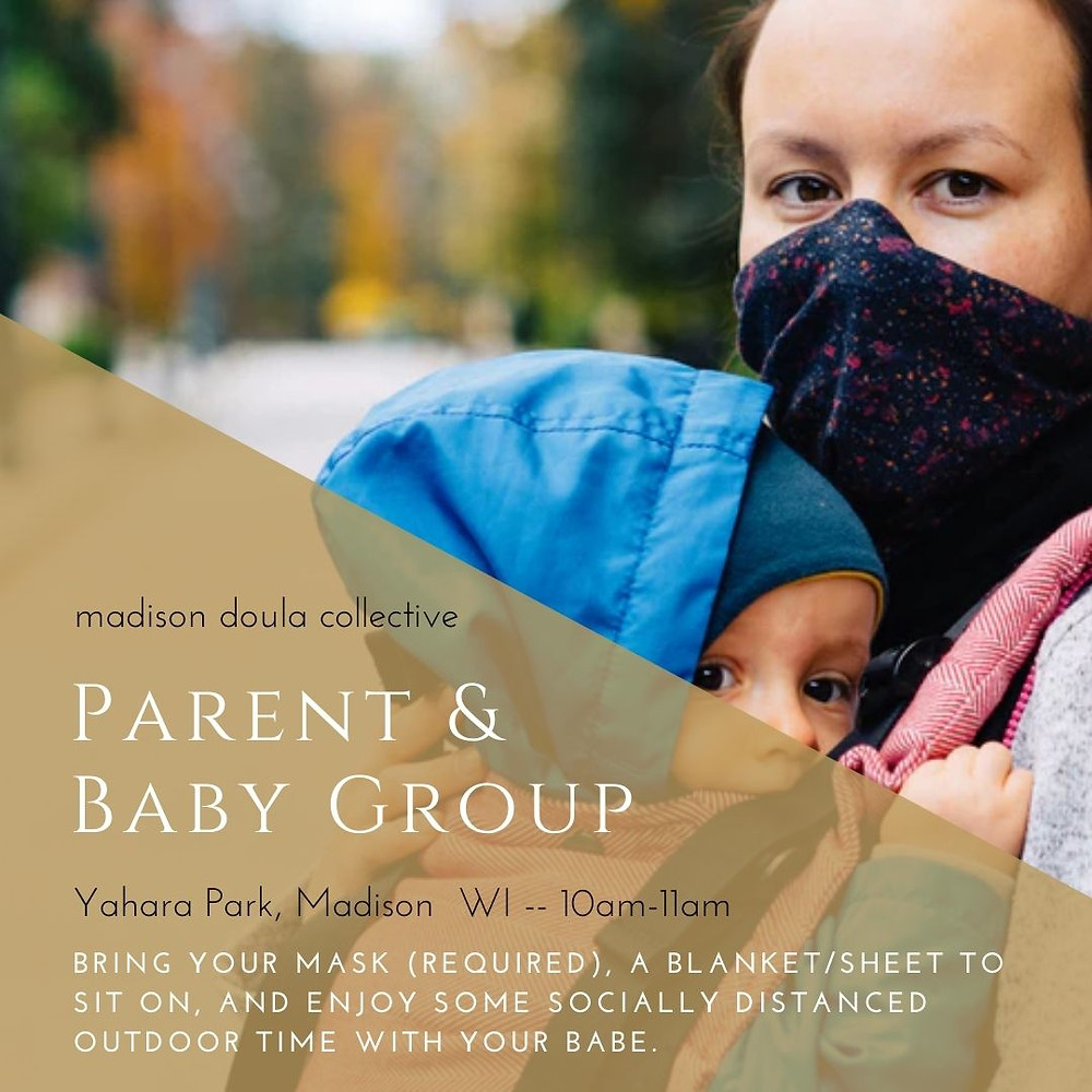 parent baby group