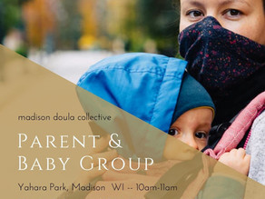Outdoor Parent & Baby Group!