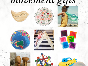 Baby and Toddler Movement Gifts