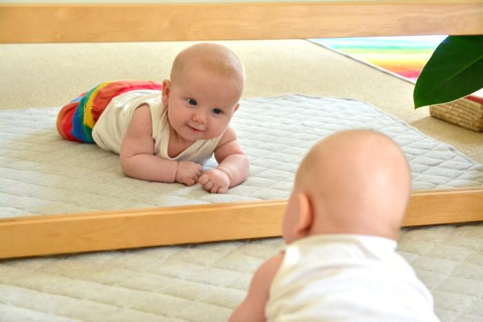 montessori mirror madison wisconsin birth doula postpartum doula