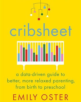 cribsheet by emily oster doula madison, wi