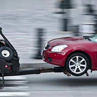 ¿Entregaste un vehículo al banco?